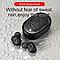 Наушники Xiaomi AirDots Redmi Mi Bluetooth-гарнитура с боксом для зарядки Black, фото 5