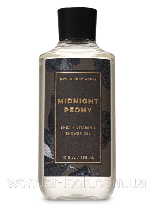 Зволожуючий гель для душу Bath & Body Works Midnight Peony