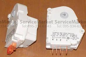 Таймер оттайки размарозки механический PARAGON NK-2001-21 для холодильника Indesit Индезит
