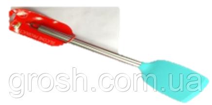 Лопатка силиконовая с ручкой BN-1027