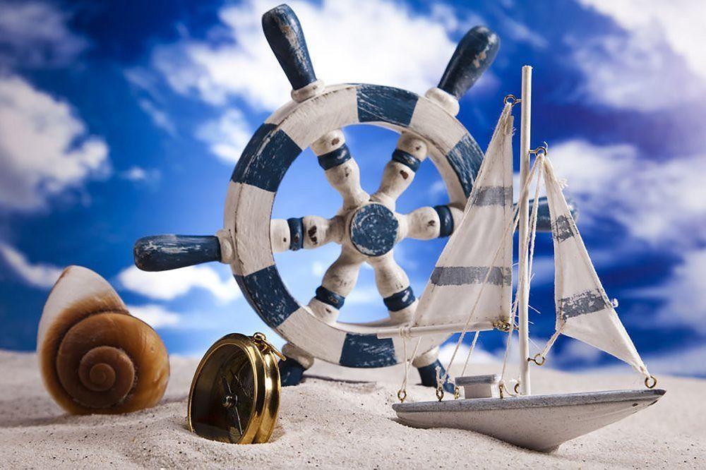 КДИ-0640 Набор алмазной вышивки Мечты о море