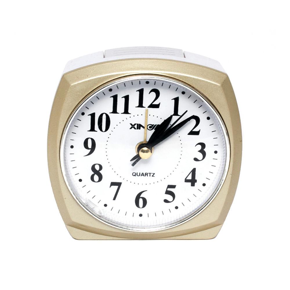 Настольные часы-будильник кварцевые XD-793