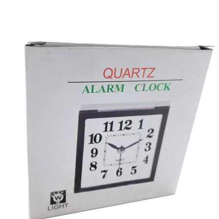 Настольные часы-будильник кварцевые XD-794, фото 2