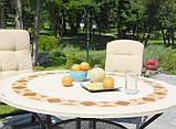 Садові столи Roma 100 см, фото 4