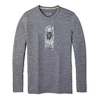 Термофутболка Smartwool Men's Merino Sport 150 Old Man Winter Long Sleeve Tee