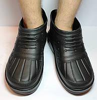 Галош мужской Эва шнурок, фото 1