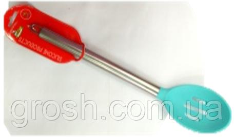 Шумовка силиконовая с ручкой BN-1030