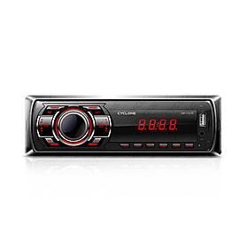 Автомагнитола CYCLON MP-1101R (FM, USB, Micro CD, Led дисплей, 1DIN, 12 мес гарантия)