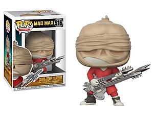 Фигурка Funko Pop Mad Max Coma-Doof Warrior Безумный Макс Кома Слепой Гитарист 10см MM CDW516