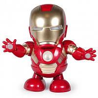 Интерактивная игрушка IRON MAN, танцующий Железный человек, фото 1