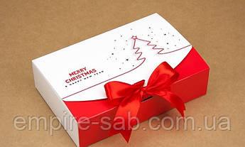 """Коробка стильна """"Merry Christmas"""""""