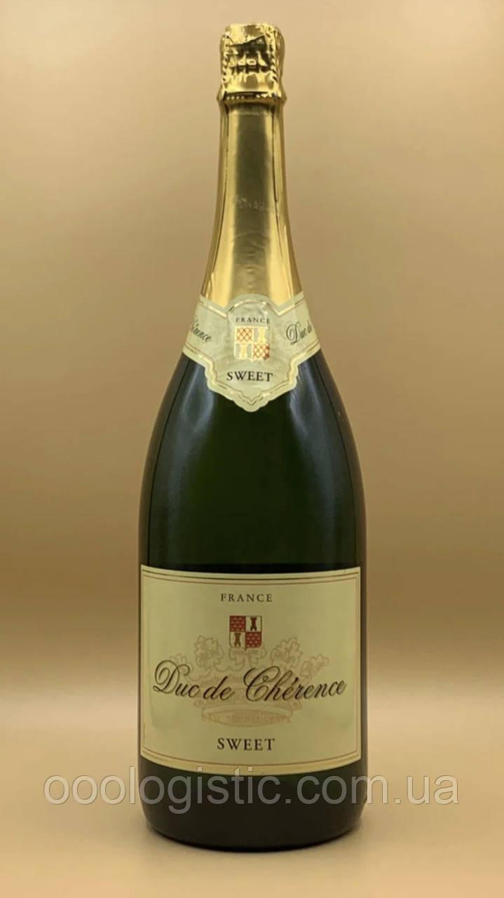 Шампанское Duc de cherence 0,7л 11% Франция duty free