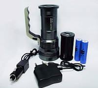 Фонарь-прожектор Bailong BL- T801-2, диод Cree T6