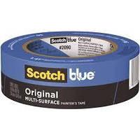 Малярська стрічка 3M Scotch 2090, синя, багатофункціональна 36 мм х 54.8 м