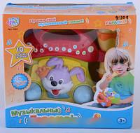 Развивающая игрушка Музыкальный теремок Joy Toy