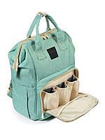 Сумка-рюкзак органайзер для мам Baby-mo Многофункциональная сумка-рюкзак для мам!!!