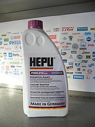 Фиолетовый антифриз HEPU G12+