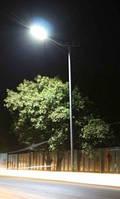 Консольный светодиодный LED светильник наружного (уличного) освещения аналог фонарь РКУ (лампа ДРЛ)