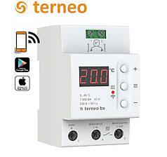 Терморегулятор Terneo bХ (с Wi-Fi,на DIN-рейку), Украина