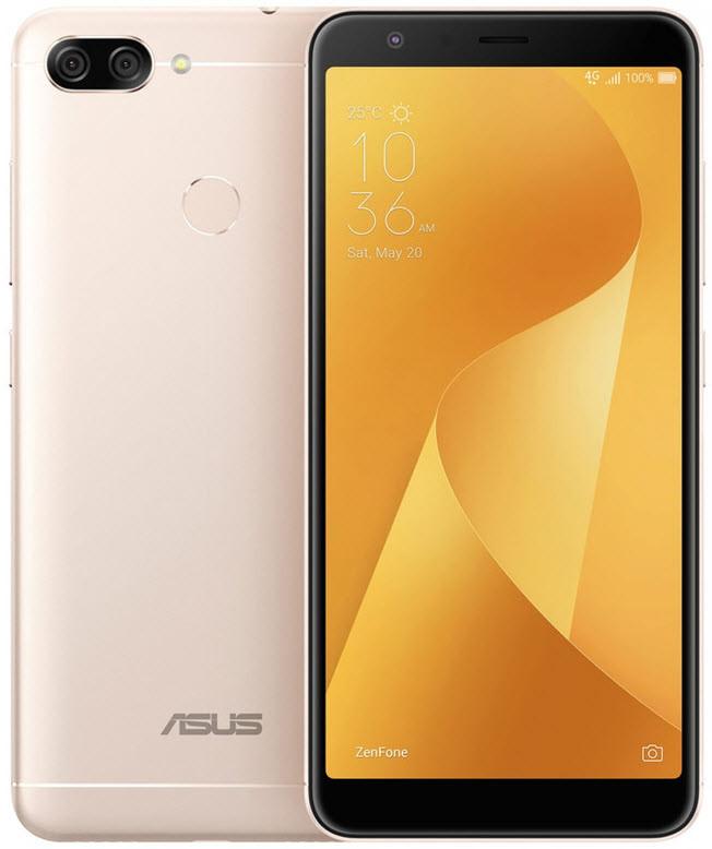 ASUS ZENFONE 4S MAX PLUS (M1) 4GB/32GB (ZB570TL) GOLD Гарантия 1 год!