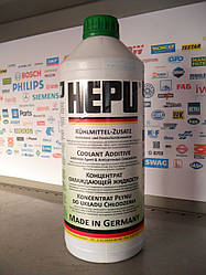 Зеленый антифриз HEPU G11