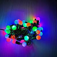 Гирлянда светодиодная LED 28 Шарики Твинки, фото 1