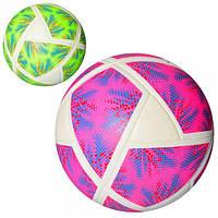 Мяч футбольный размер 5 (ПУ, 400-420г, ламинированный), MS 2794