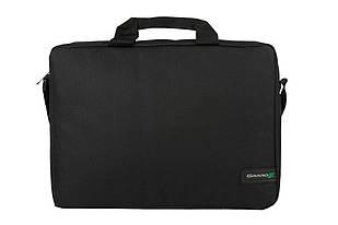 """Сумка для ноутбука Grand-X SB-115 15.6"""" 600D Nylon Black"""