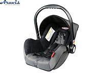 Детское автокресло 0-1.5 лет 0-13 кг Heyner 780 100 Super Protect ERGO Pantera Black