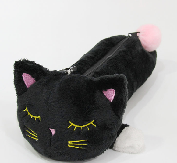 Пенал Чорний котик