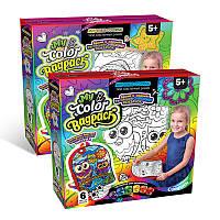 "Набор для творчества ""My Color Bag Pack"" CBP01-01.02 ""Danko Toys"""
