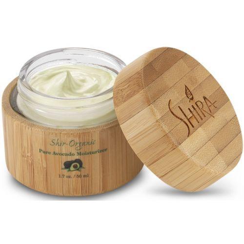 Крем увлажняющий  с авокадо для сухой зрелой кожи Shira Avocado Moisturizer 50 мл.