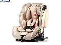 Детское автокресло 1-12 лет 9-36 кг Heyner 786 150  Capsula MultiFix ERGO 3D Summer Beige