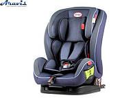 Детское автокресло 1-12 лет 9-36 кг Heyner 796 140 Capsula MultiFix AERO+  Cosmic Blue