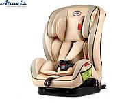 Детское автокресло 1-12 лет 9-36 кг Heyner 796 150 Capsula MultiFix AERO+ Summer Beige