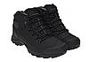 Зимние ботинки мужские Restime чёрные, нубук, размеры в наличии ► [ 41 42 43 44 45 ], фото 2