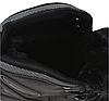 Зимние ботинки мужские Restime чёрные, нубук, размеры в наличии ► [ 41 42 43 44 45 ], фото 8