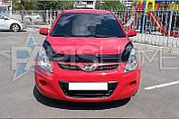 Дефлектор Капота Мухобойка Hyundai i20 с 2008 г.в.