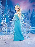 Кукла Disney Frozen Sparkle Princess Elsa Doll Эльза Холодное сердце оригинал Mattel