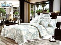 Семейный комплект постельного белья Бязь постельное бельё с двумя пододеяльниками