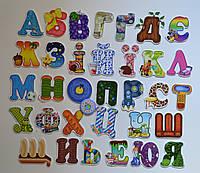 Буквы. Набор Настенных декораций для детского сада.