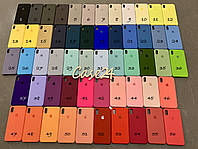 Чехол Silicone Case High Copy на Apple iPhone 11 (56 цветов)