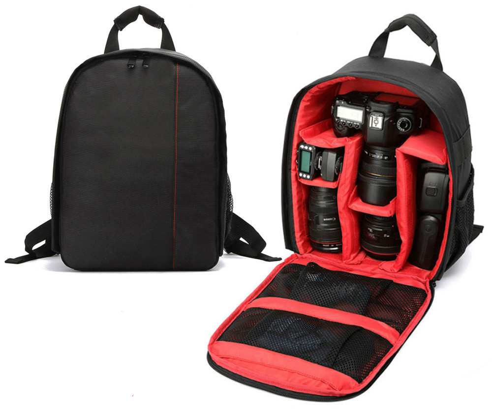 Рюкзак для фотоаппарата Tigernu CB1Красный