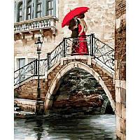 Картина по номерам Романтика Венеции VP549 40x50 см Babylon в коробке