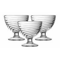 Набор креманок Luminarc Swirl 5068 300 мл /3 шт