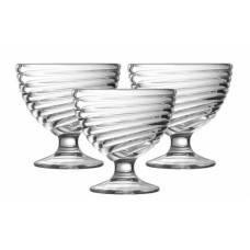 Набір креманок Luminarc Swirl 5068 300 мл /3 шт