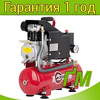 Компрессор INTERTOOL PT-0002 9 л, 0.75 кВт, 220 В, 8 атм, 160 л/мин., фото 1