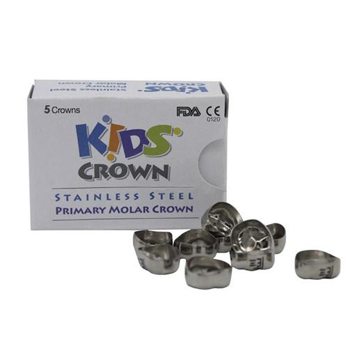 Детские коронки Kids Crown (10 шт)