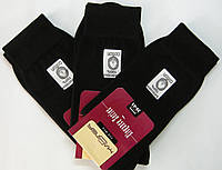 Носки из 100% хлопка мужские черного цвета