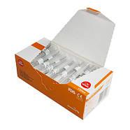Игла стоматологическая SHINJECT 27G S (0.4x21мм), оранжевая, метрический тип (100 шт), фото 2